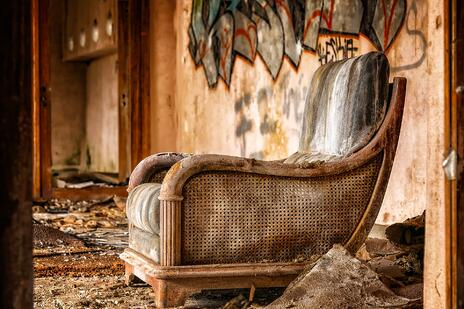 what happens to old hotel furniture