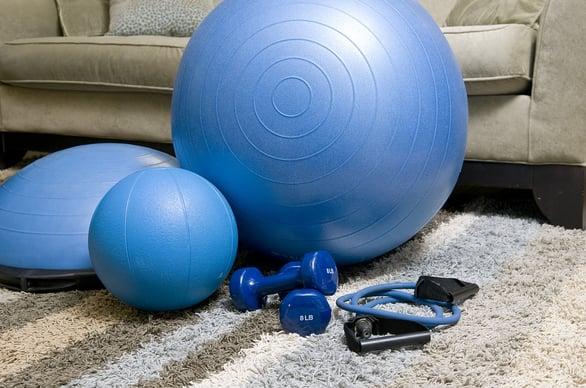 fitness in hotel interior design