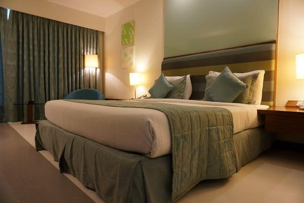 Preventing mold in hotel