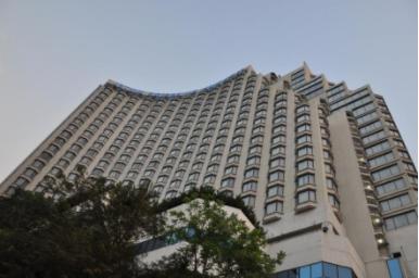 hotel photography optimize exterior shots