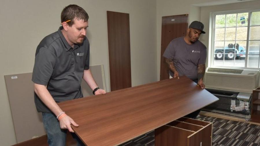 Hotel Casegoods Installation Considerations