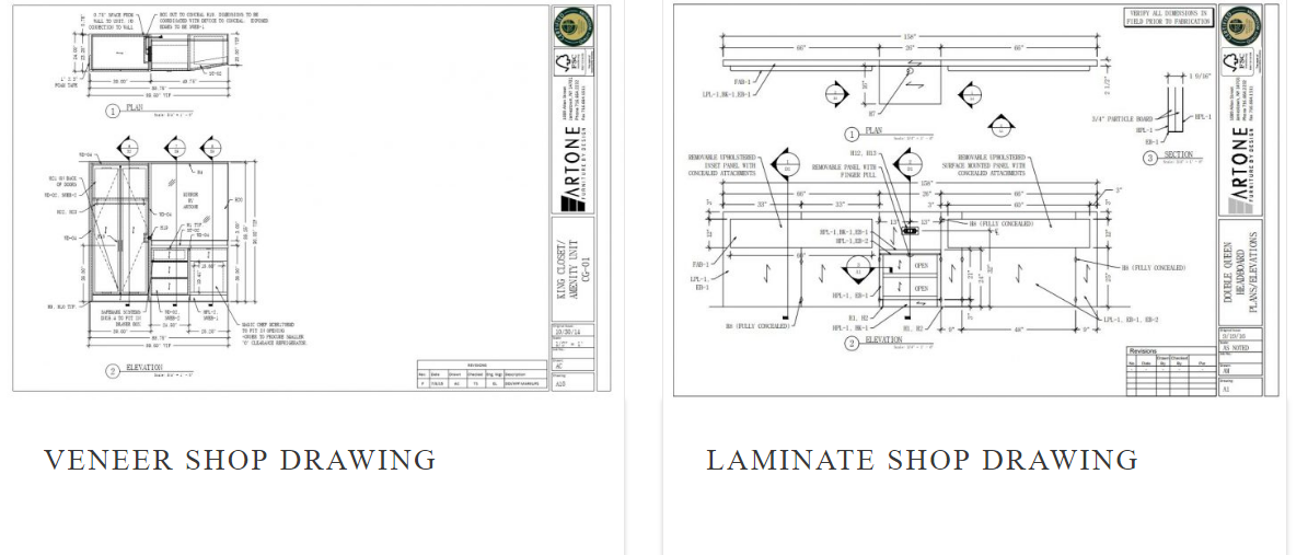 How Much Do Hotel Shop Drawings Cost?